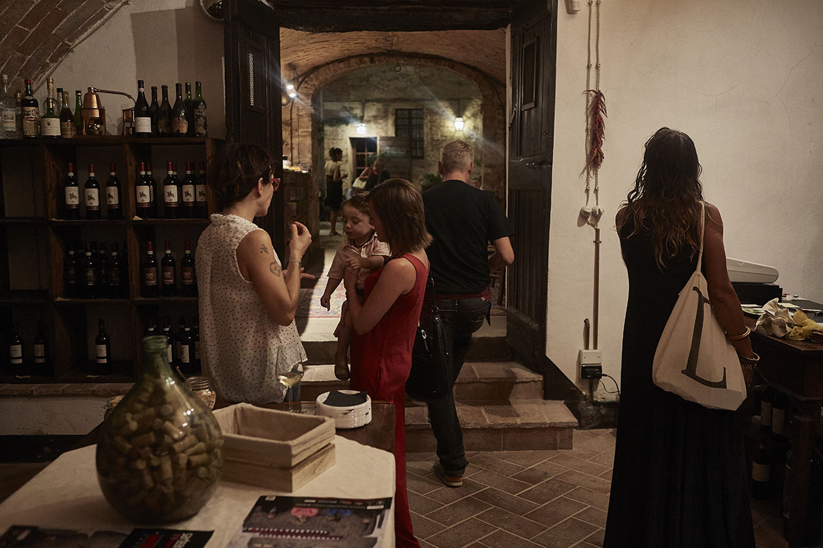 Lounge Bar - Live music, Concerts and events in Sarteano - aperitif area
